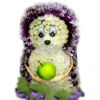 Игрушка из живых цветов