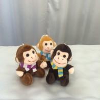 Брелок обезьянка - символ 2016 года